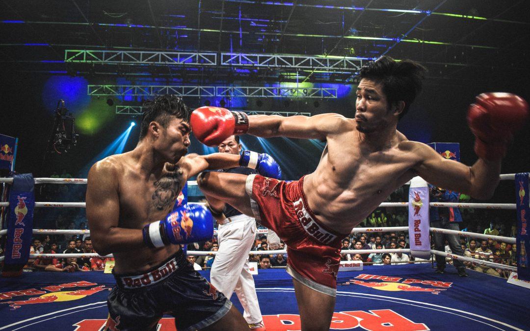 Muay Thai – Arta de 8 membre
